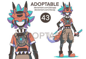(CLOSED) Adopt 43 by rbcop