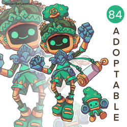 (OPEN) Adopt 84 by rbcop - Green