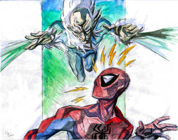 Spider-Man Vs. #1 by theintrovert