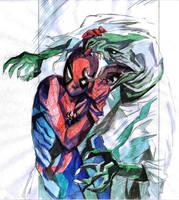 Spider-Man Vs. #2 by theintrovert
