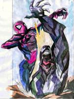 Spider-Man Vs. #7 by theintrovert