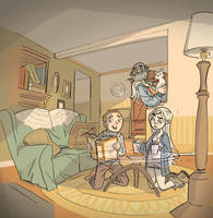 Lazy Afternoon by theintrovert