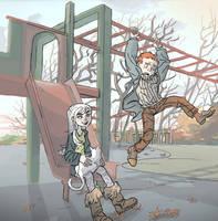 Playground by theintrovert