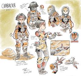 Titan Explorer Concept by theintrovert