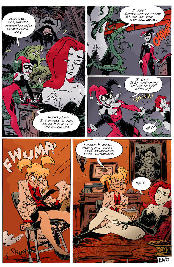 harley and ivy relationship help
