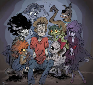 Shag and the Ghoul School
