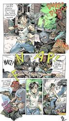 Chun-Li Bust by theintrovert