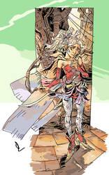 Terra - Final Fantasy VI