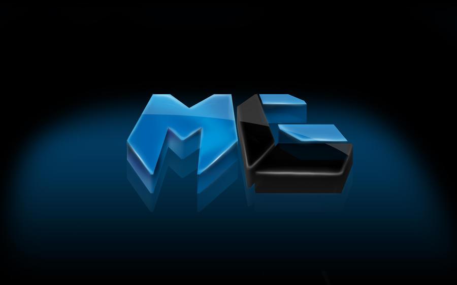 M 3d Logo mLine Logo turned 3d b...
