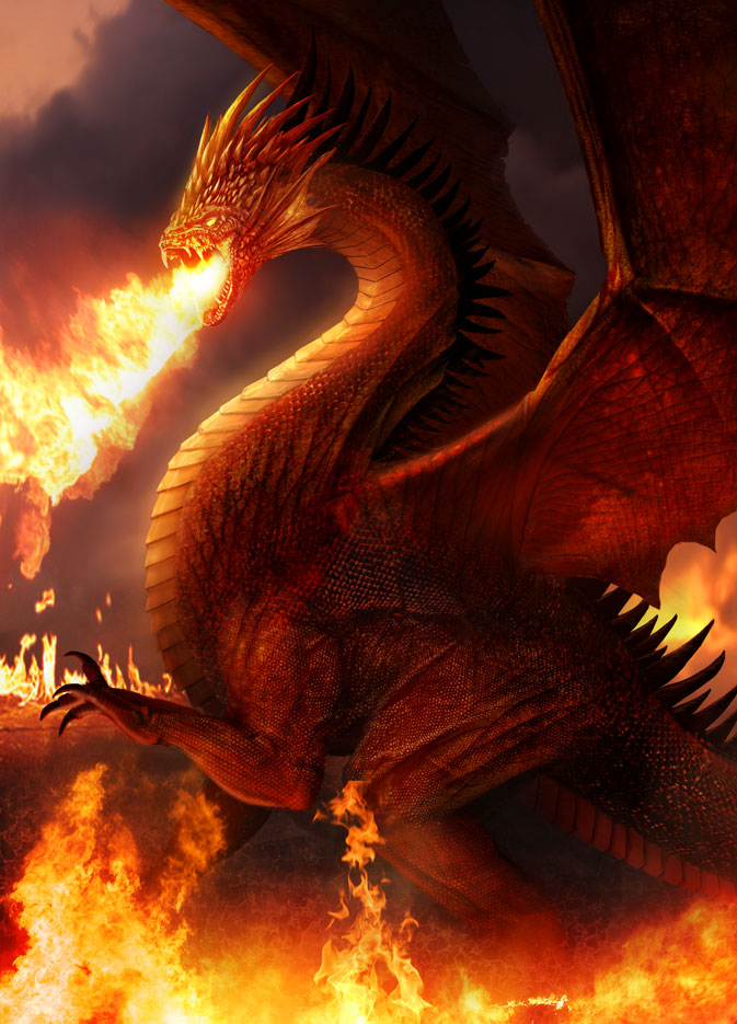 Lord of the Dragons by Philipstraub