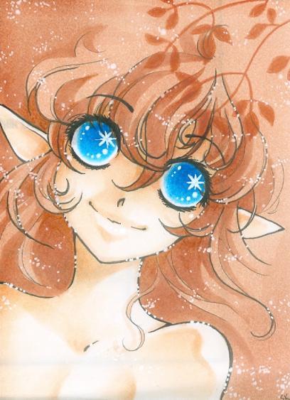 Fairy dust by m-u-ll-e