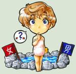 Haruka CHibi by m-u-ll-e