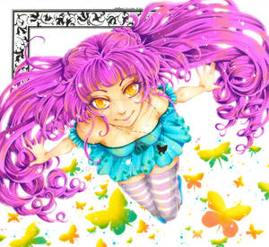 Hanako - Schmetterlingsflug