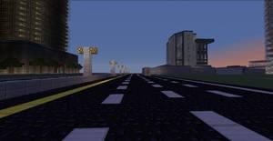 Minecraft - Urban Interstate