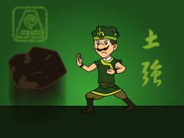 Earthbending Luigi by Mamamia64