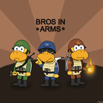 Hammer Bros in Arms