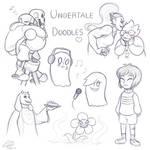 Undertale Doodles