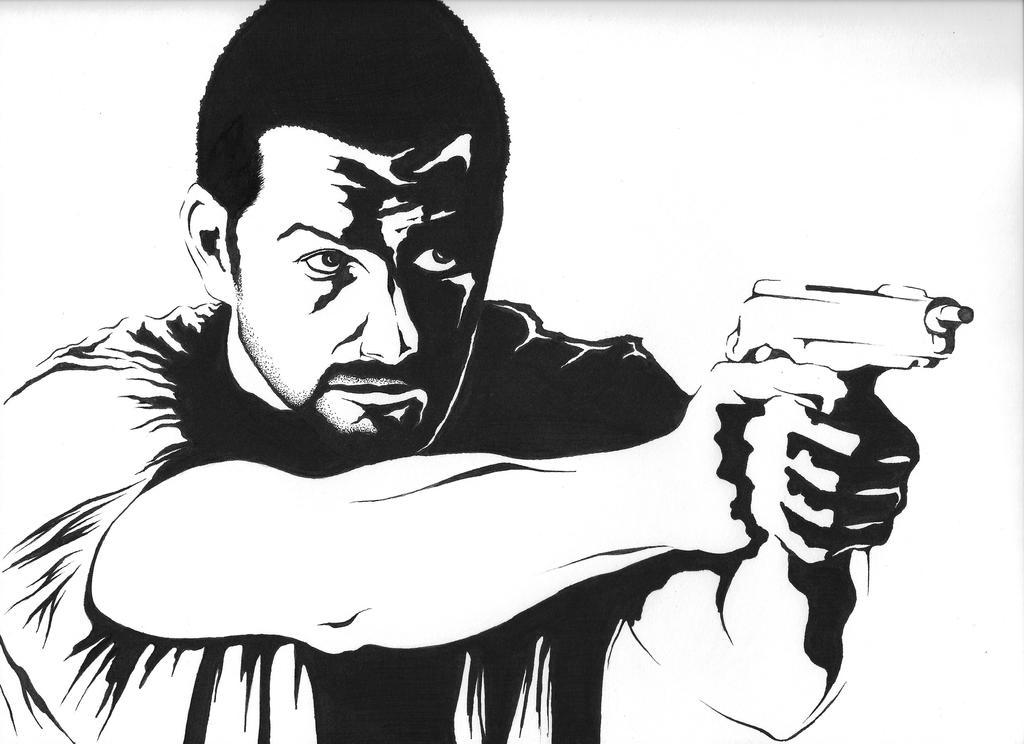 Banshee: Antony Starr (Lucas Hood) by CHOP47
