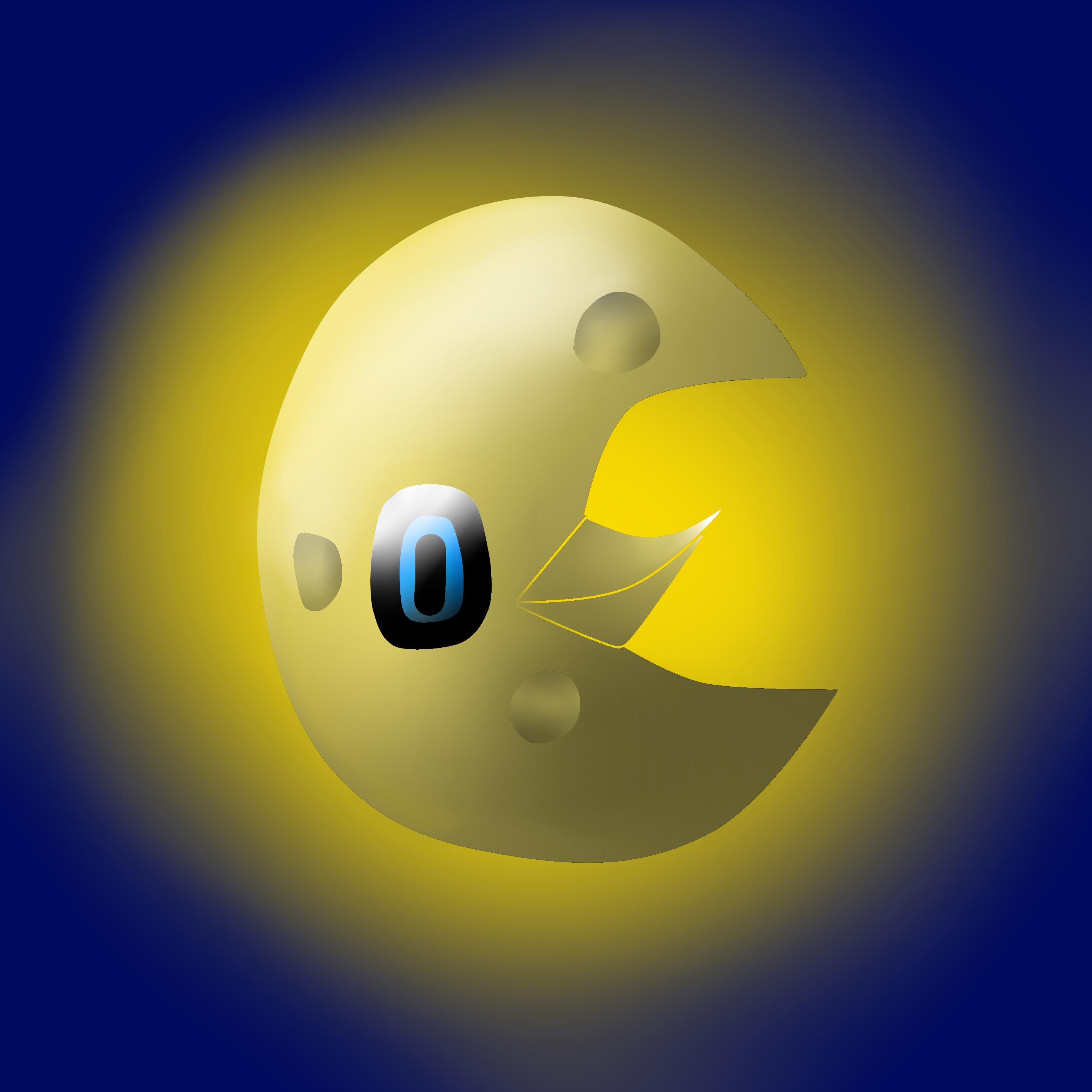 Ditto Me This: Shiny Lunatone by asahiazumane