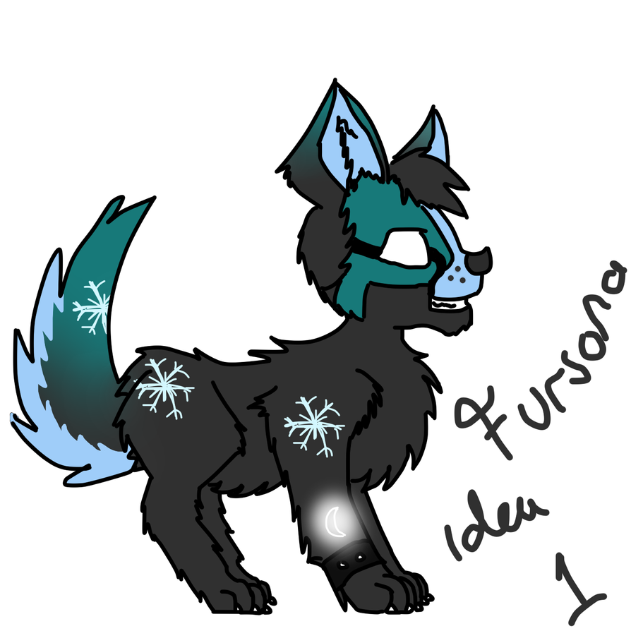 Fursona Idea 1 by alterene