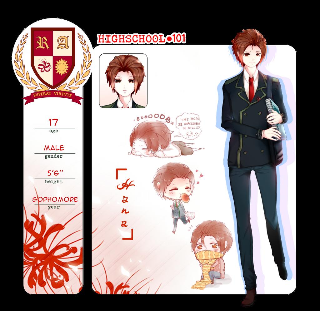 HS101 : Hanabi Kaoru by tori-ru
