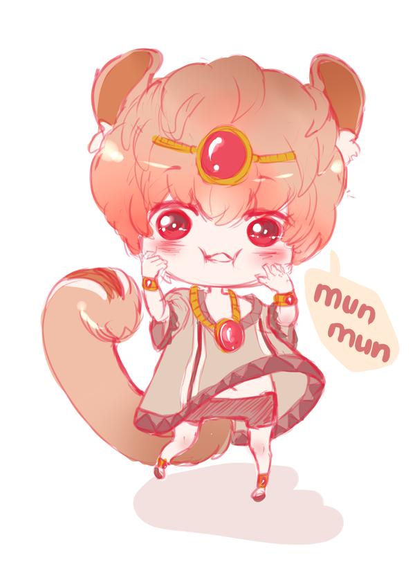 Munmun by tori-ru