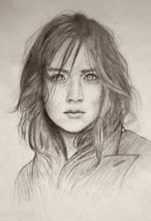 Saoirse Ronan by Ikuzo32
