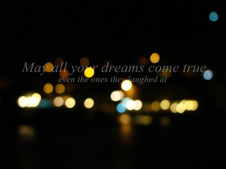 May All Your Dreams Come True By Corydoras011 ...