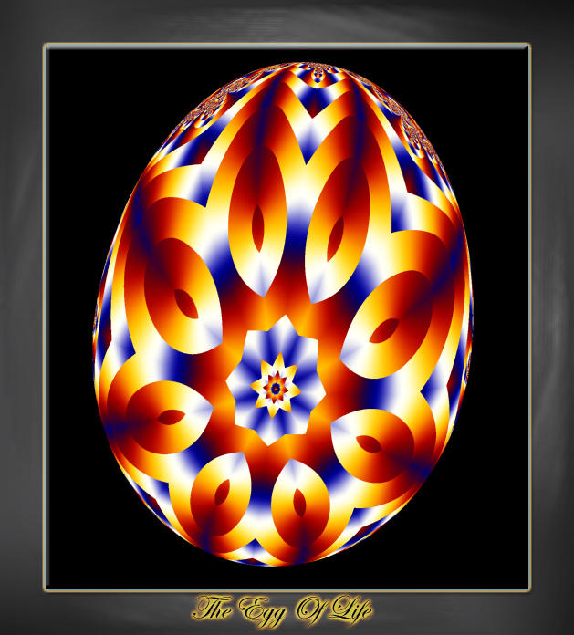 ...Egg of Life... by m1nuTe0fDeCaY