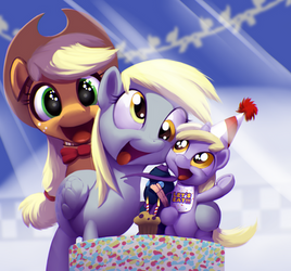 Dinky's Birthday Party
