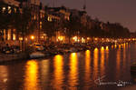 Amsterdam at night by seraphinnestears