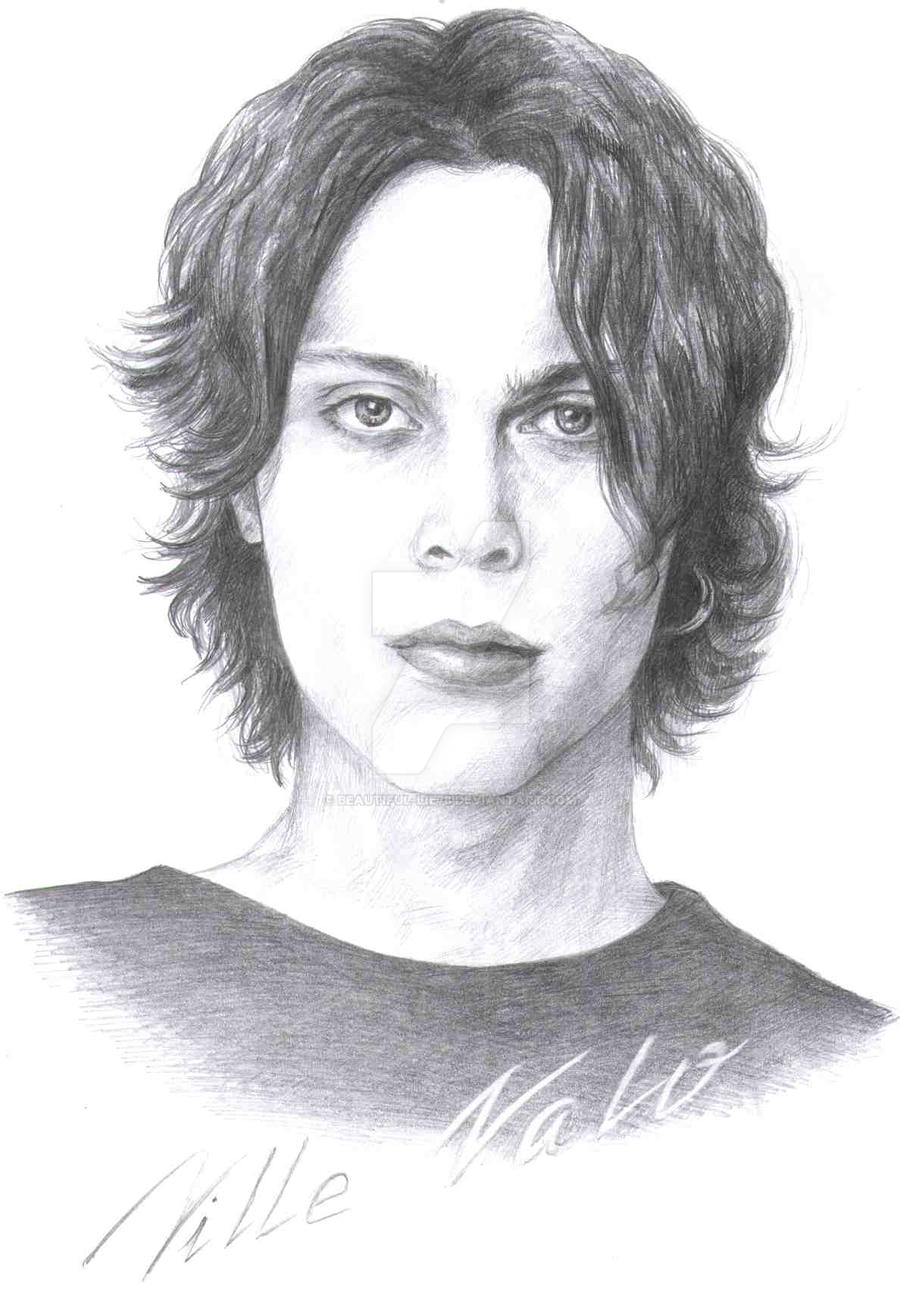 Ville Valo HIM by Beautiful-lie78