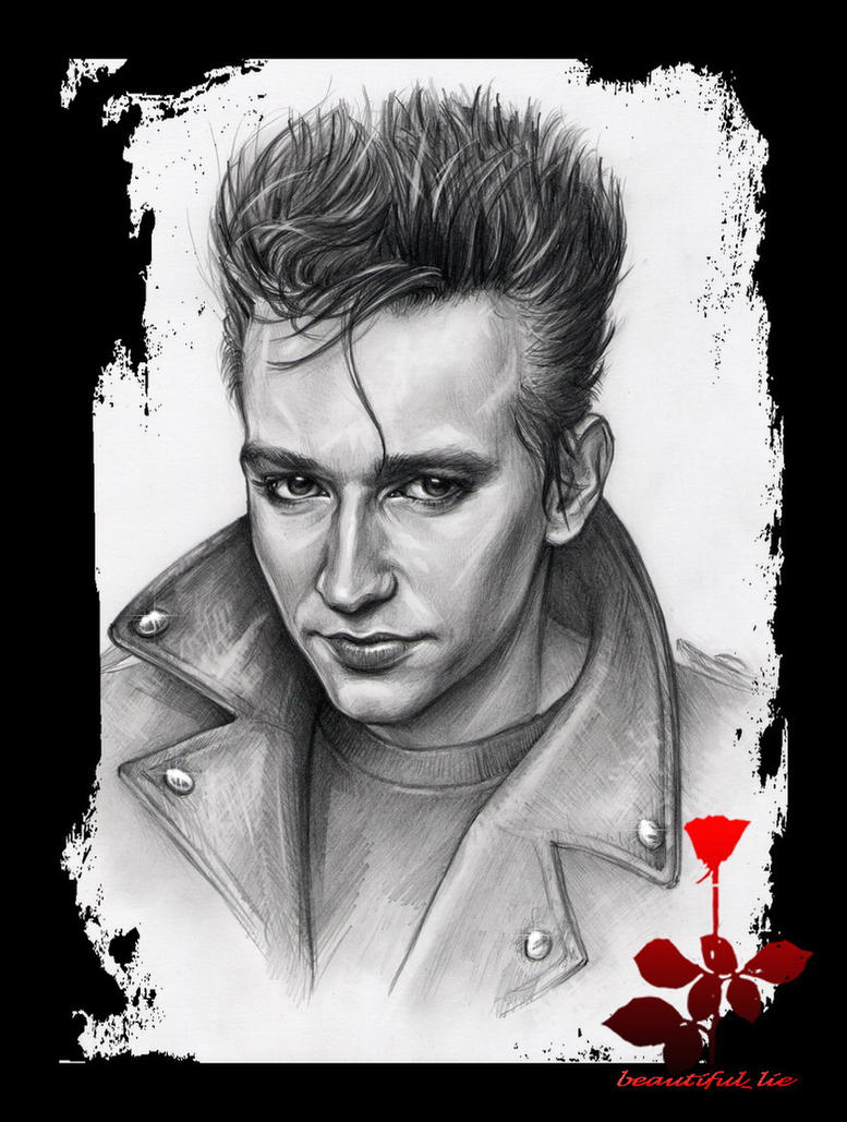Alan Wilder Depeche mode time by Beautiful-lie78