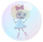 Dot Starlight In A Bubble (PNG)