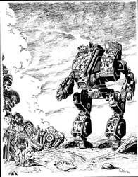 Battletech Mad Dog