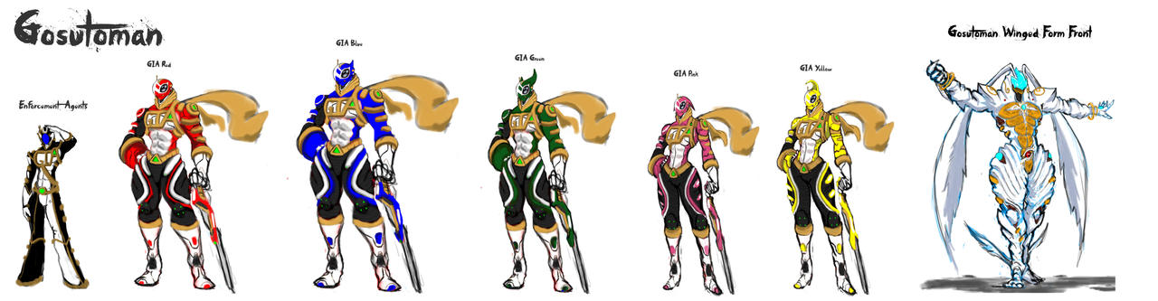 GIA members main 2 by SinclairPro