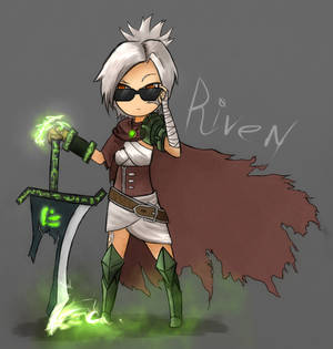 Riven - The exiled whatever
