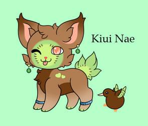 Kiwi Kitty