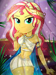 The Beautiful Egyptian Queen