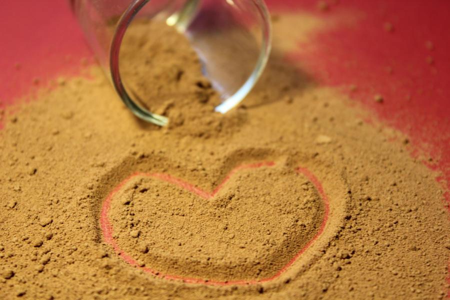 Kakao Heart by Silvermoonswan