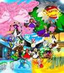 Touhou Project 14.5 : Urban Legend in Limbo