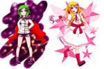 Touhou - Wiggy and Lily