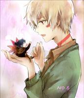 NO.6---Chibi nezumi by zxs1103
