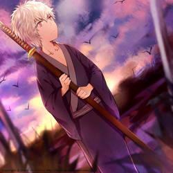 Gintama --- Gintoki 01