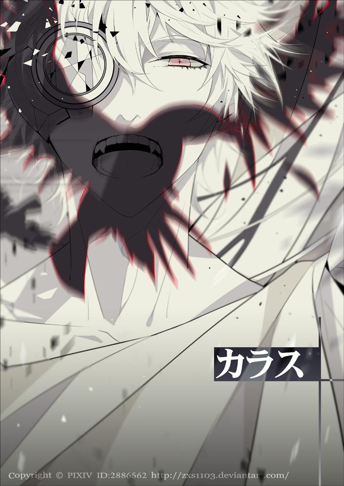 Anime Characters Born On June 8 : Original karasu by zxs on deviantart