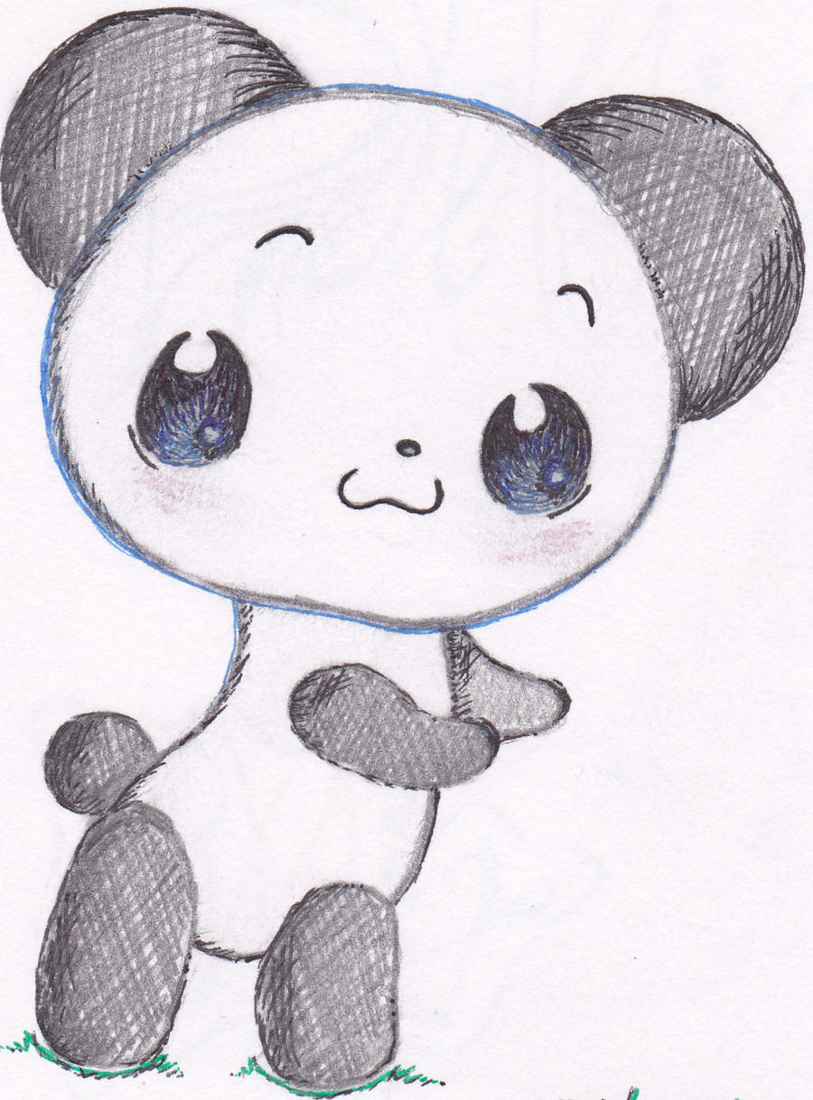 Panda Chibi By Kkathartu On Deviantart