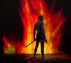 inside i burn by AltheTurkey