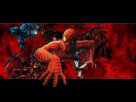 Spiderman wallpaper by evobrain