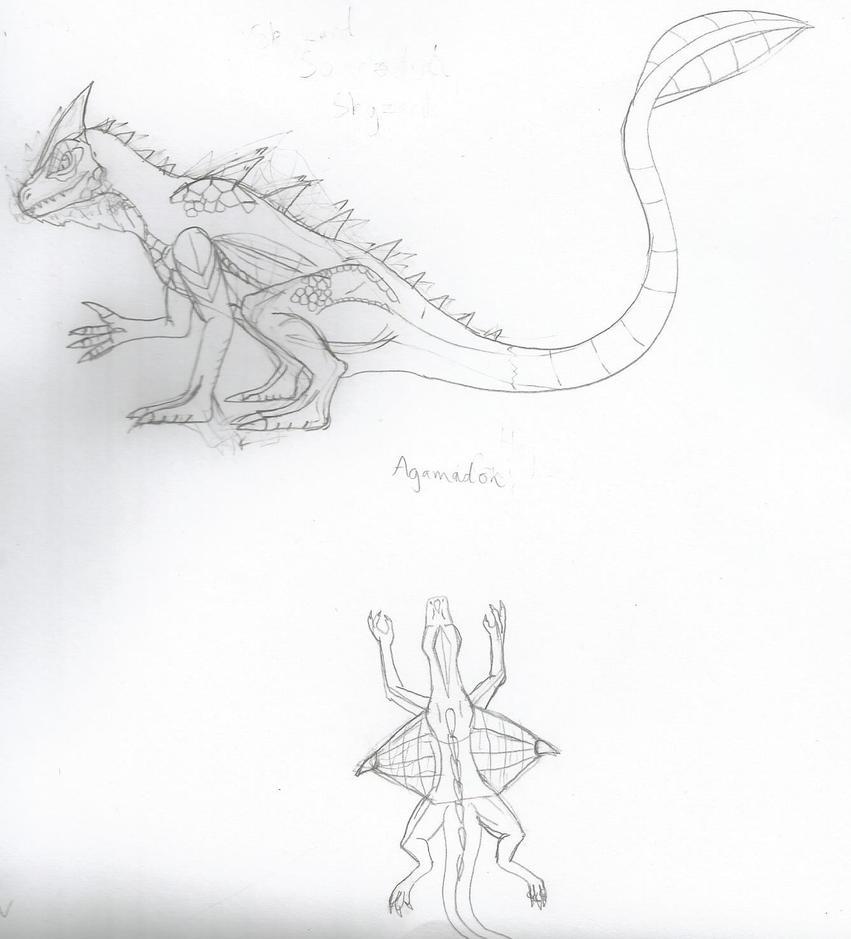 Agamadon by raptorrex07