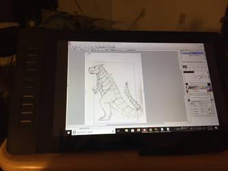 New equipment more art by raptorrex07
